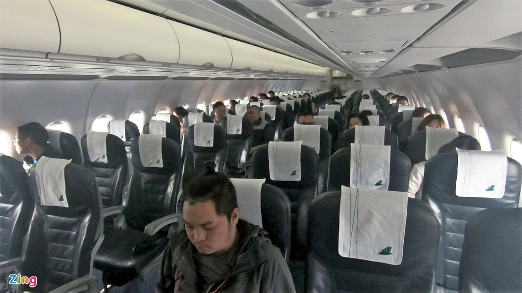 Trai nghiem Bamboo Airways vo Viet, ruot Tho Nhi Ky hinh anh 2