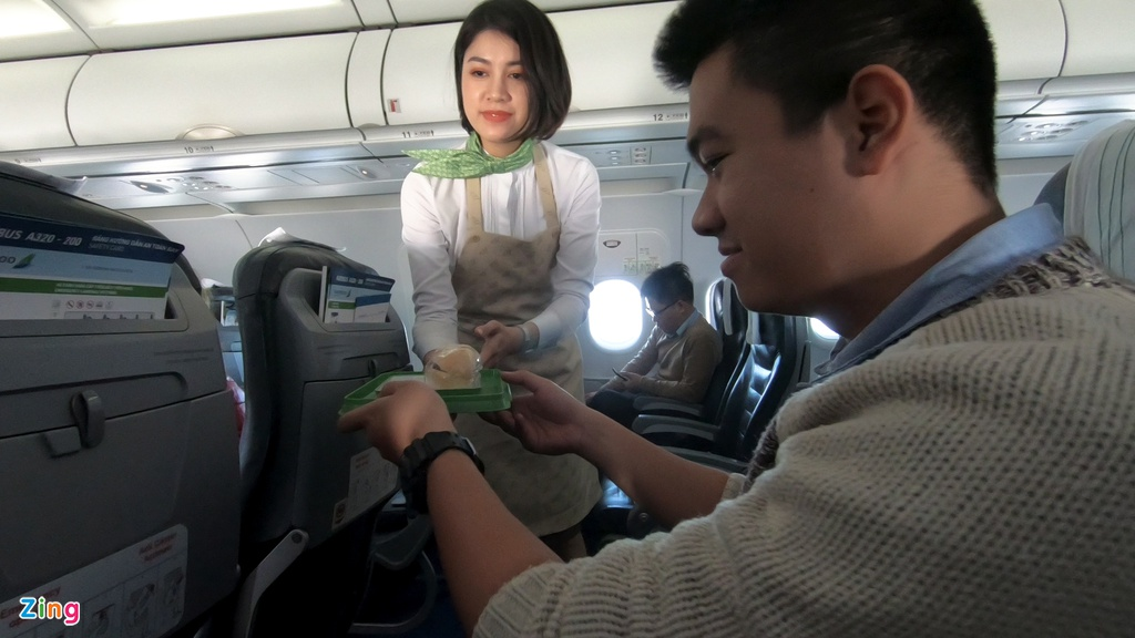 Trai nghiem Bamboo Airways vo Viet, ruot Tho Nhi Ky hinh anh 6