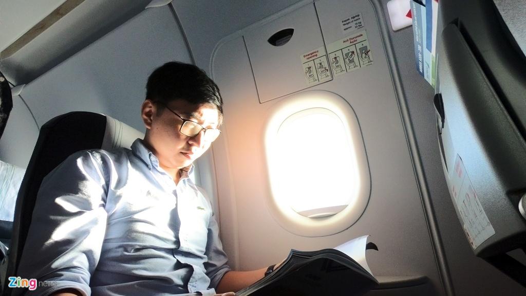 Trai nghiem Bamboo Airways vo Viet, ruot Tho Nhi Ky hinh anh 5