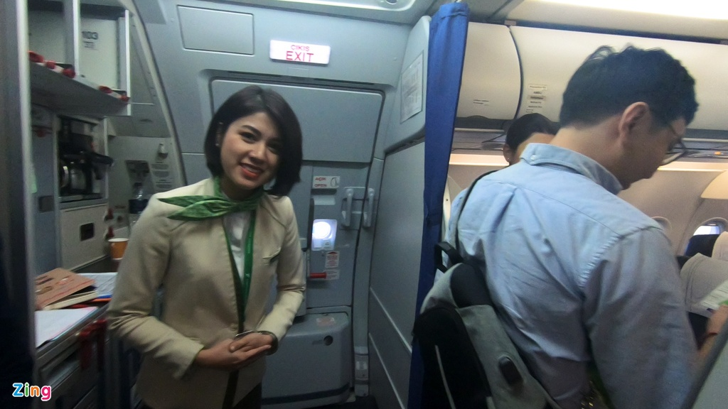 Trai nghiem Bamboo Airways vo Viet, ruot Tho Nhi Ky hinh anh 4