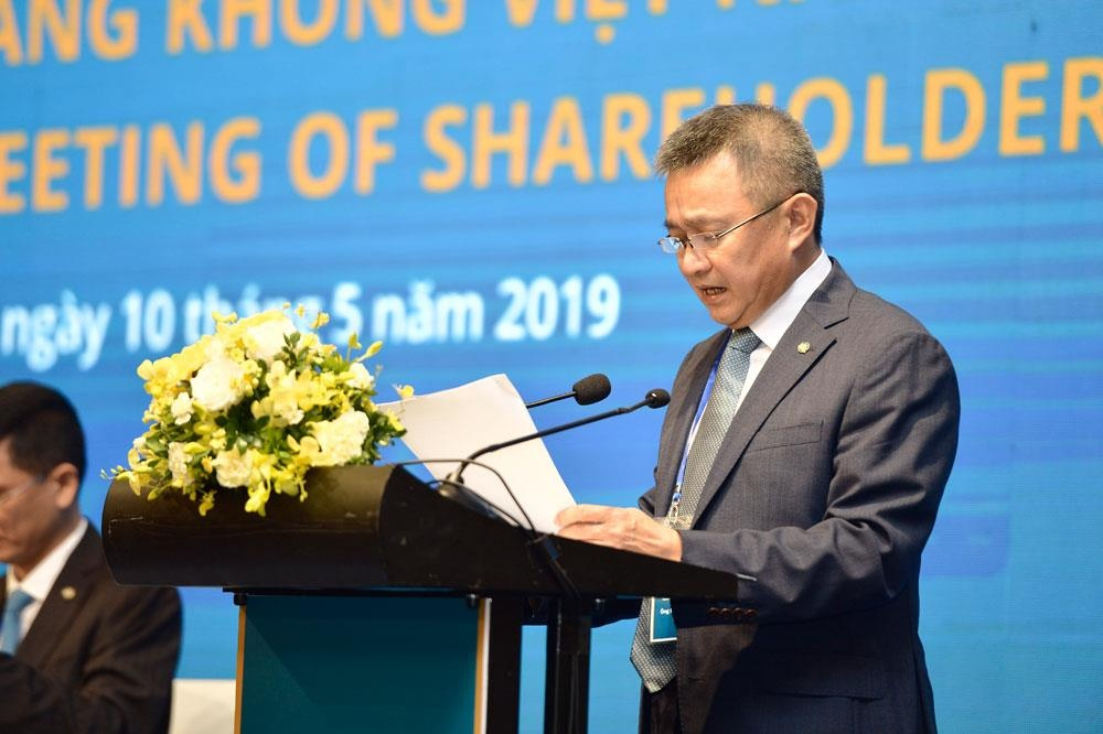 CEO Vietnam Airlines: Can doi loi ich cua viec bay thang toi My hinh anh 2