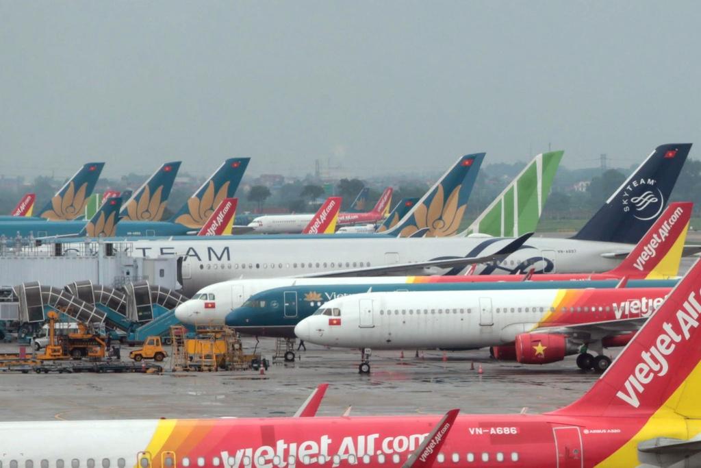 Hang khong Viet kho roi vao tinh canh cua Thai Airways hinh anh 1 DMHL4732.jpg