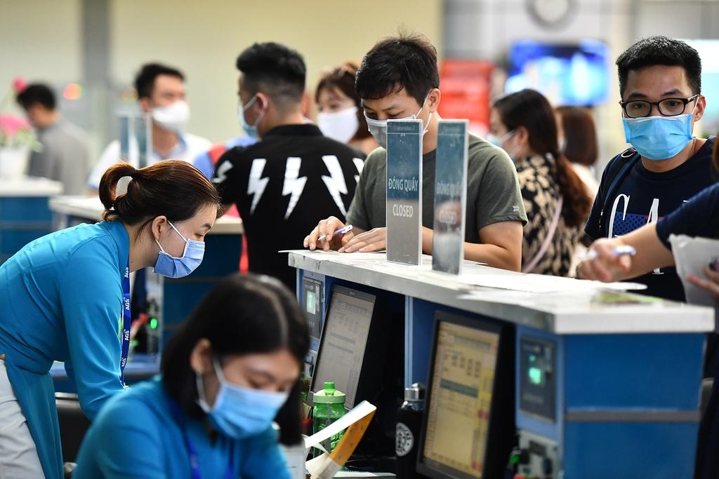 Cac hang hang khong Viet kinh doanh ra sao trong dai dich? hinh anh 2 DSC_3255.jpg