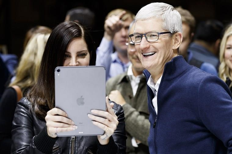 Tim Cook la CEO tuyet voi anh 1