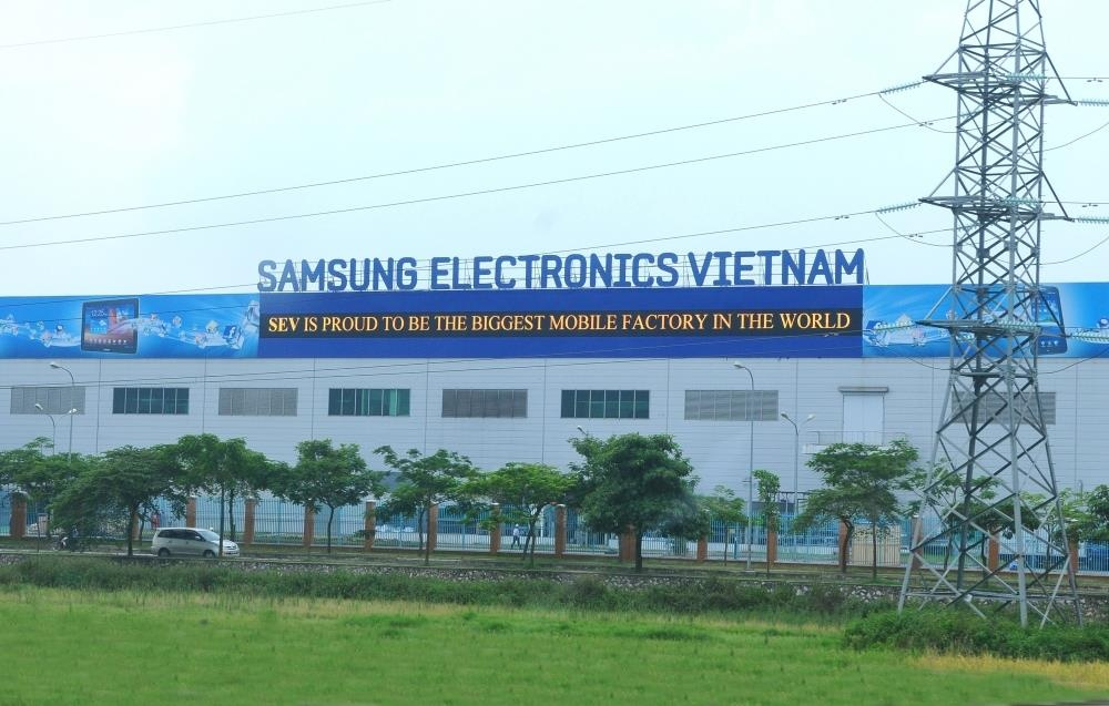 Samsung dong cua nha may cuoi cung o Trung Quoc,  vai tro cung ung cua Trung Quoc anh 3