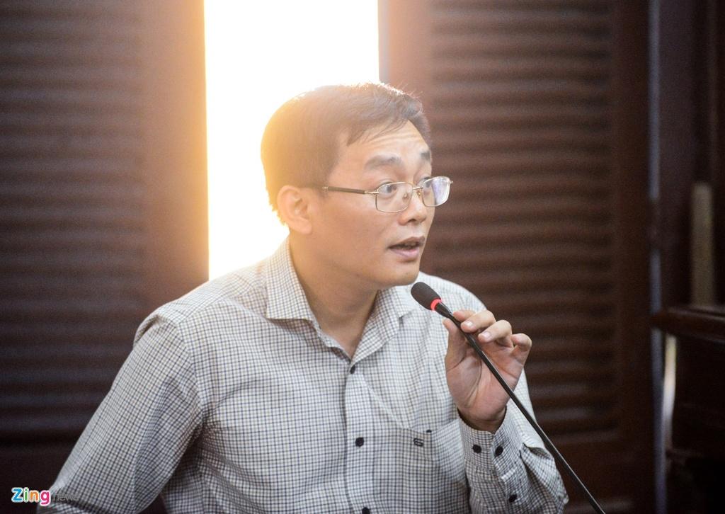 Vu VN Pharma: Thu truong Y te khong den toa la 'thieu nghiem tuc' hinh anh 3