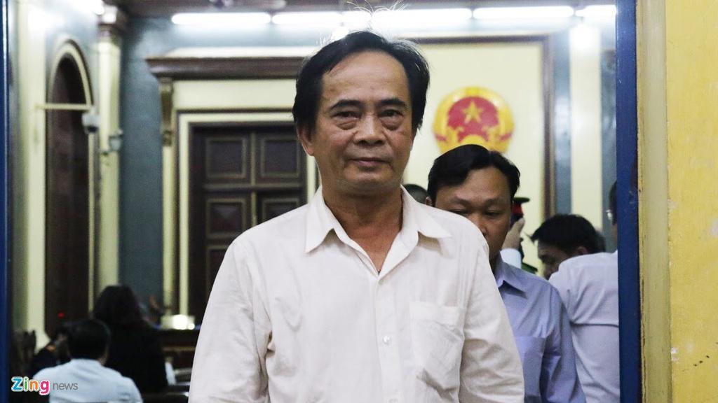 Pham Cong Danh: Neu khong bi ep tang von dieu le, toi khong sai pham hinh anh 2