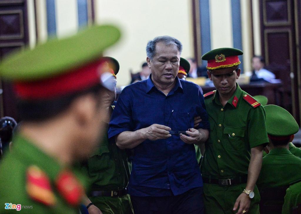 Pham Cong Danh: Neu khong bi ep tang von dieu le, toi khong sai pham hinh anh 1