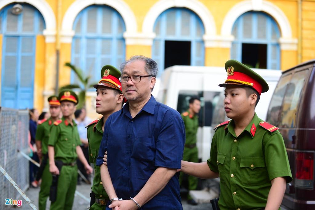Pham Cong Danh: Neu khong bi ep tang von dieu le, toi khong sai pham hinh anh 4