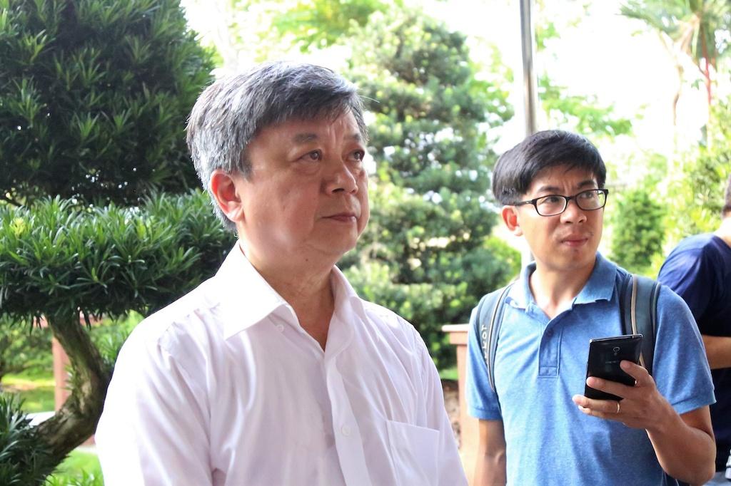 Thu tuong Phan Van Khai qua doi anh 3