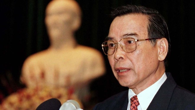 Co Thu tuong Phan Van Khai - nguoi di truoc ve nhan thuc va hanh dong hinh anh 1