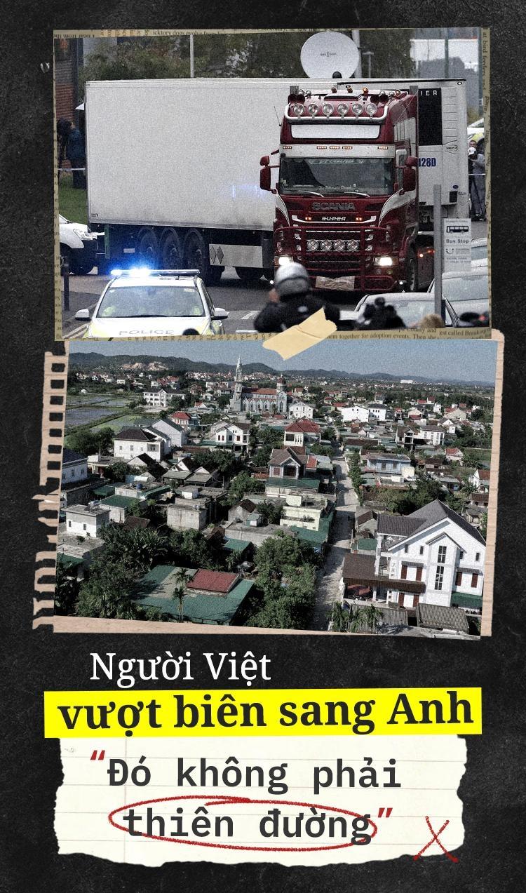Nguoi Viet vuot bien sang Anh: 'Do khong phai thien duong' hinh anh 1