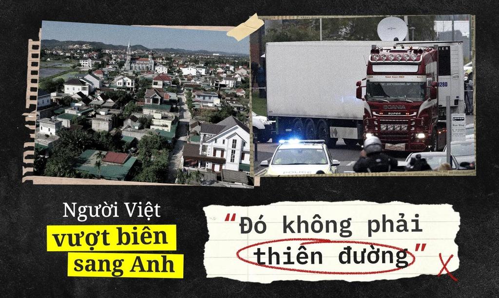 Nguoi Viet vuot bien sang Anh: 'Do khong phai thien duong' hinh anh 2