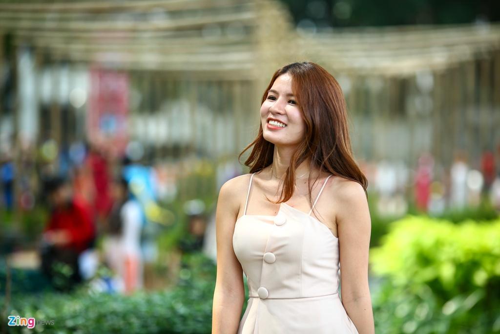 Hoi hoa xuan khu nha giau Phu My Hung hinh anh 10