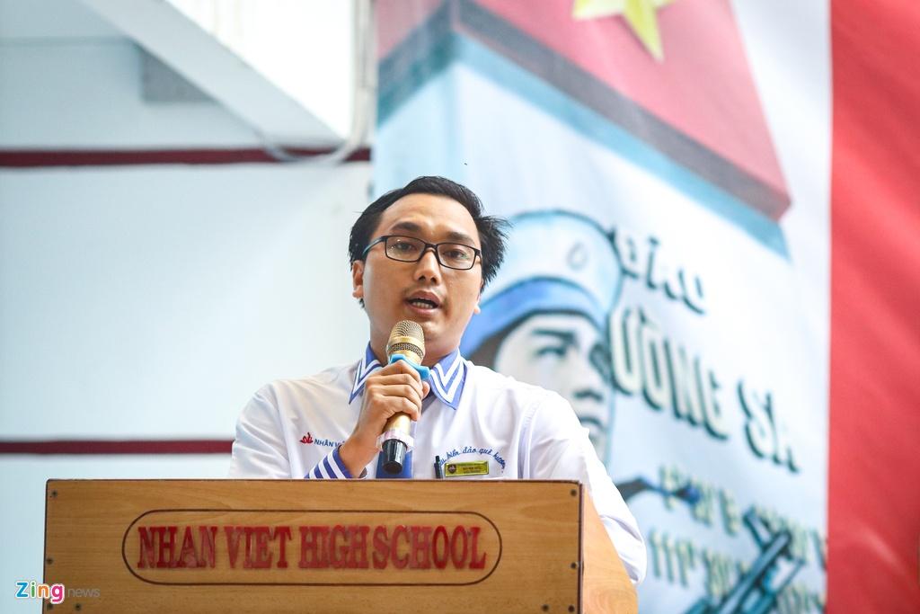 Hoc sinh Sai Gon tuong niem su kien Gac Ma hinh anh 3