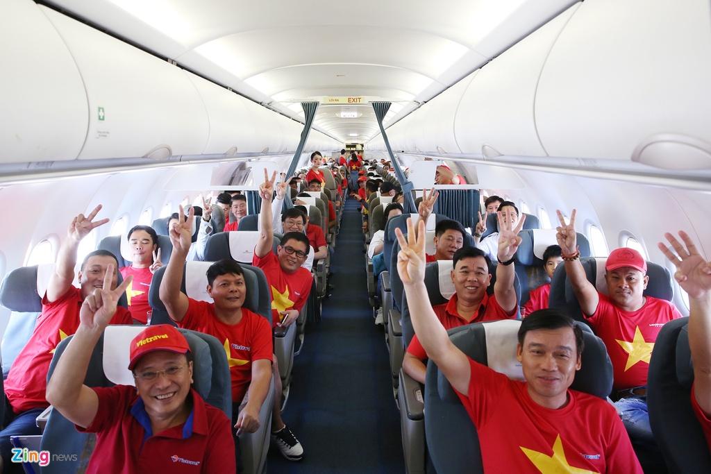 CDV Sai Gon, Ha Noi sang Philippines tiep lua cho tuyen Viet Nam hinh anh 15