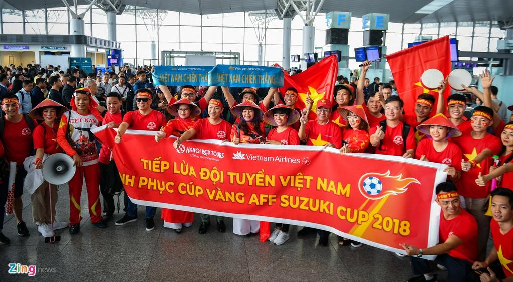 CDV Sai Gon, Ha Noi sang Philippines tiep lua cho tuyen Viet Nam hinh anh 8