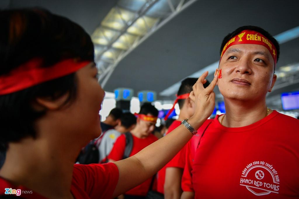 CDV Sai Gon, Ha Noi sang Philippines tiep lua cho tuyen Viet Nam hinh anh 10
