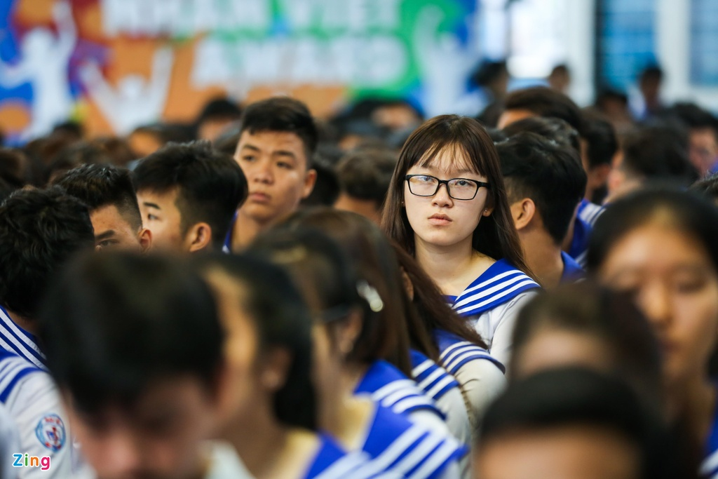 Hon 500 hoc sinh Sai Gon tuong niem su kien Gac Ma lich su hinh anh 1