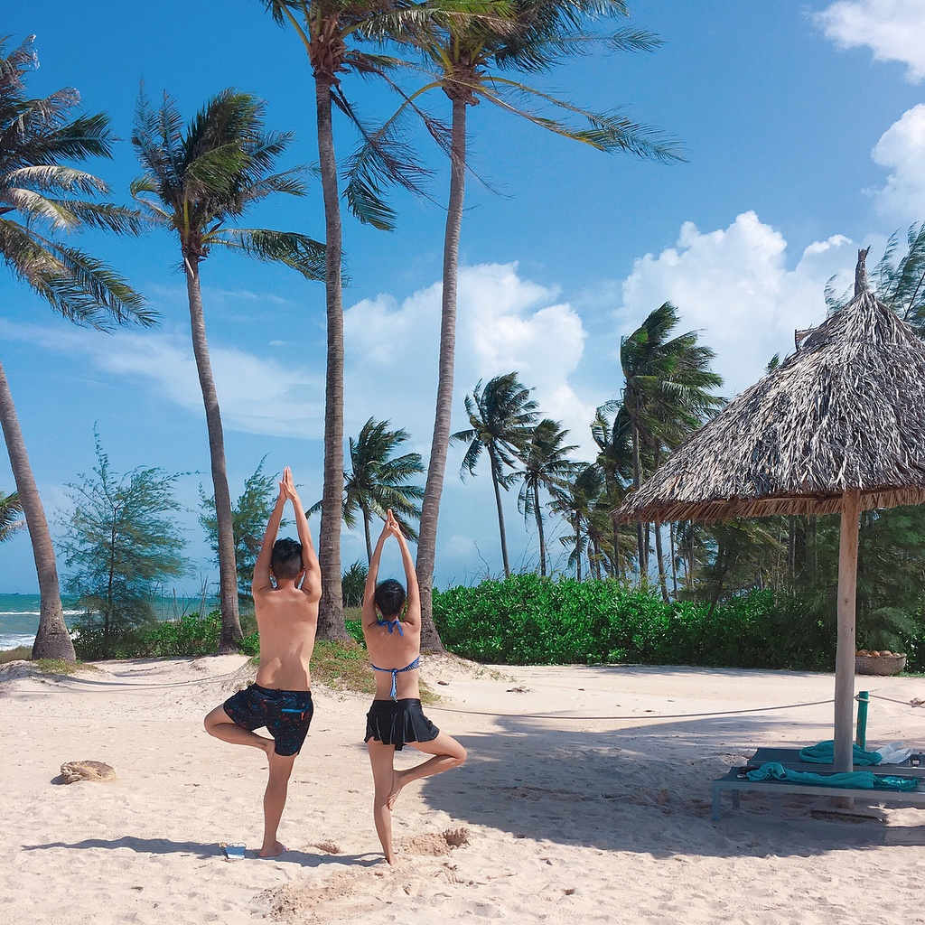 Dao ngoc Phu Quoc day song dong qua anh check-in cua khach Tay hinh anh 17