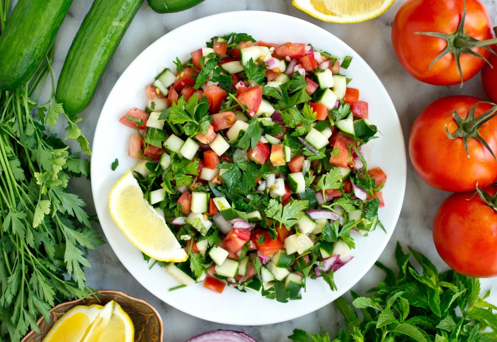 Mon salad o cac nuoc tren the gioi khac nhau the nao? hinh anh 5