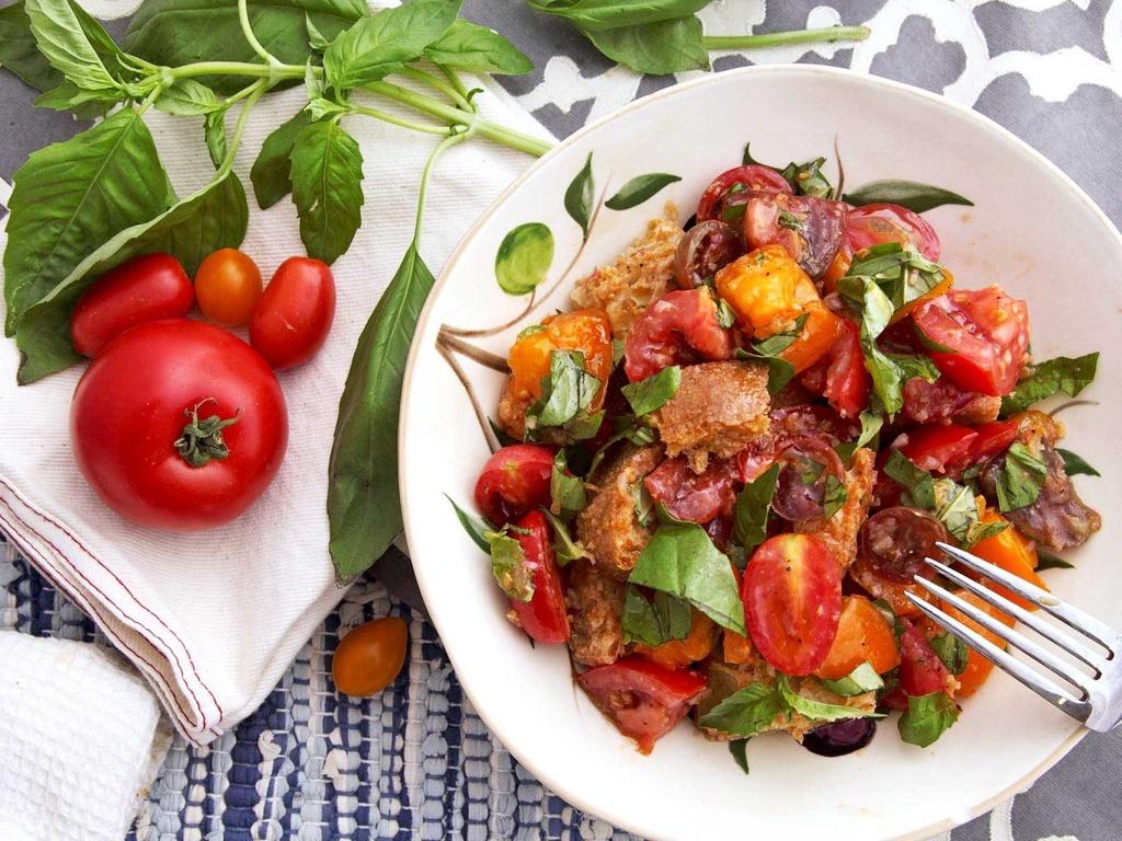 Mon salad o cac nuoc tren the gioi khac nhau the nao? hinh anh 2