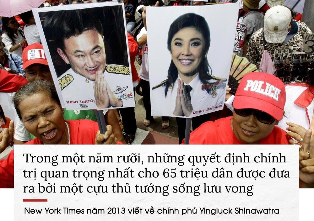 Chiec bong qua lon cua cuu thu tuong Thaksin voi chinh truong Thai hinh anh 5
