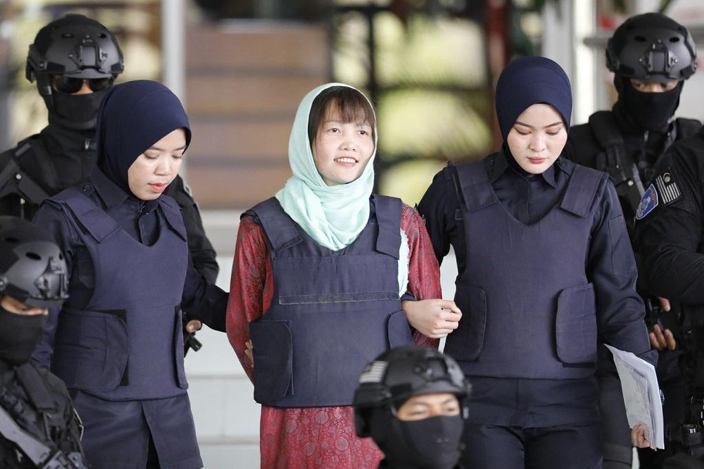 Doan Thi Huong rang ro sau phien xu thay toi danh, giam an hinh anh 5