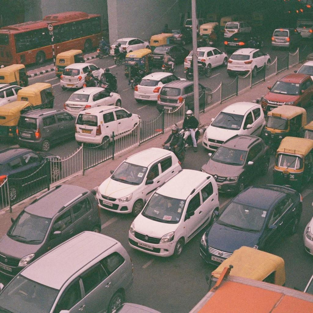New Delhi mit mu trong o nhiem anh 10