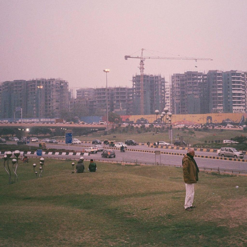 New Delhi mit mu trong o nhiem anh 12