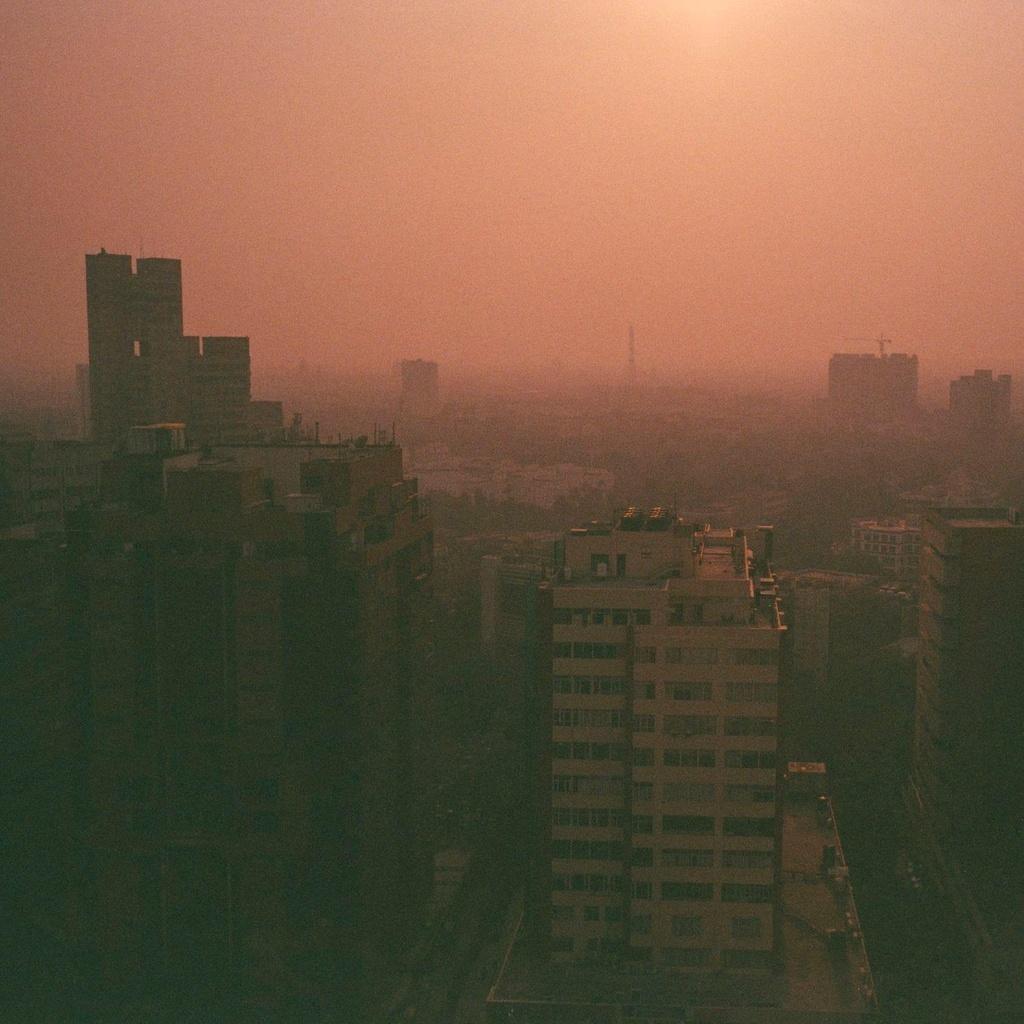 New Delhi mit mu trong o nhiem anh 4