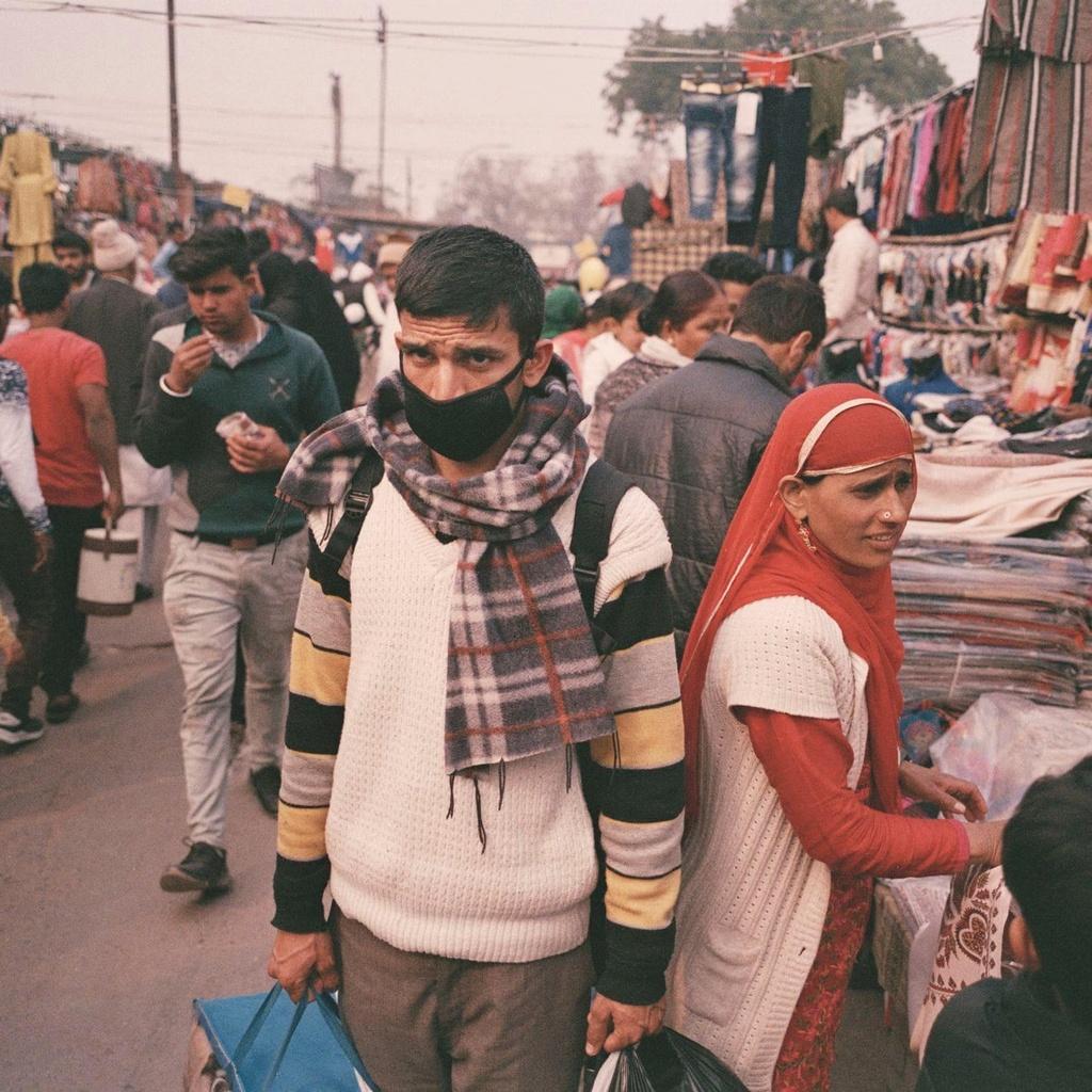 New Delhi mit mu trong o nhiem anh 7