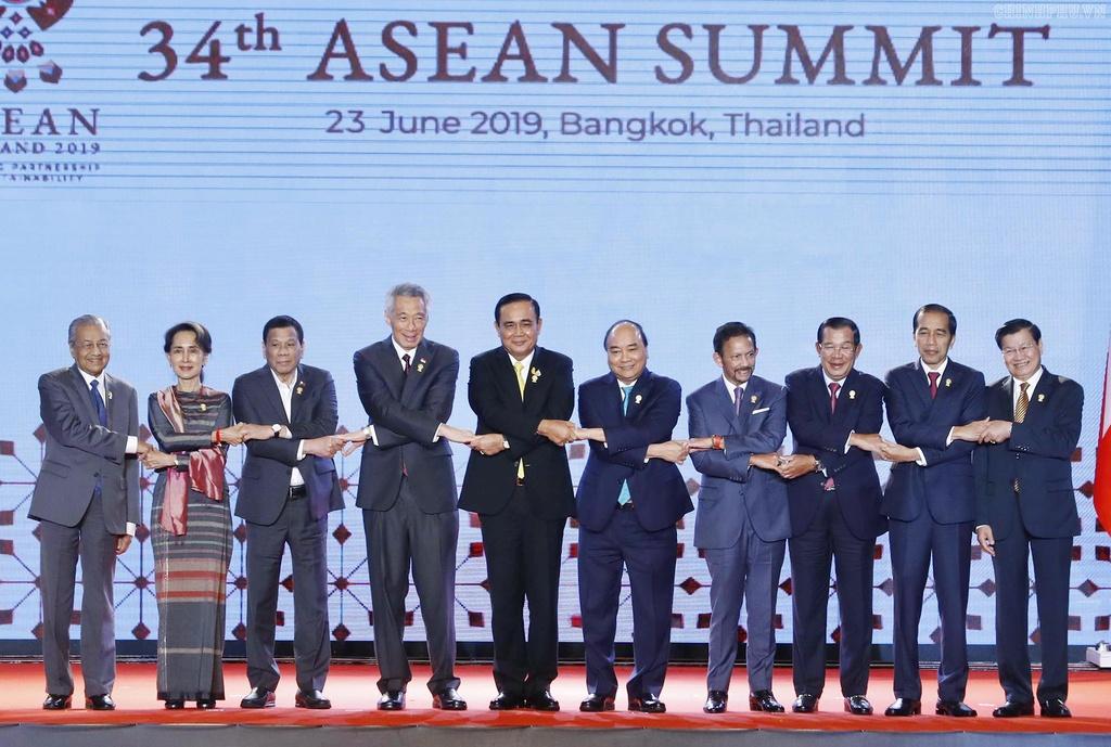 Thu tuong phat bieu tai hoi nghi ASEAN anh 2
