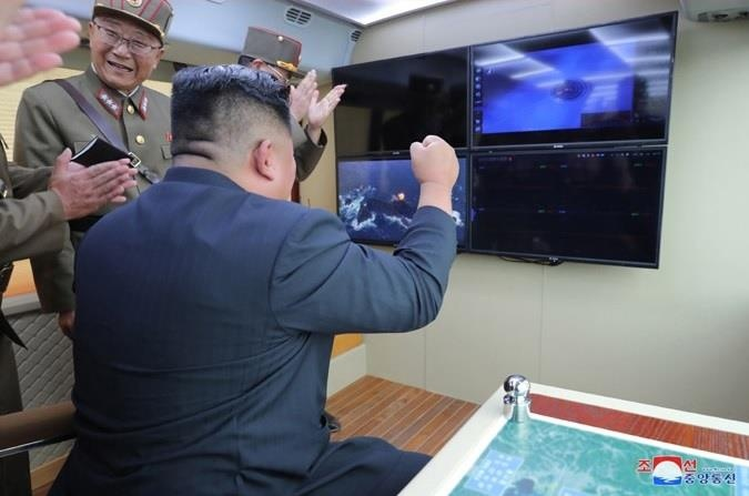 Ong Kim Jong Un hai long ve ket qua thu ten lua hinh anh 2