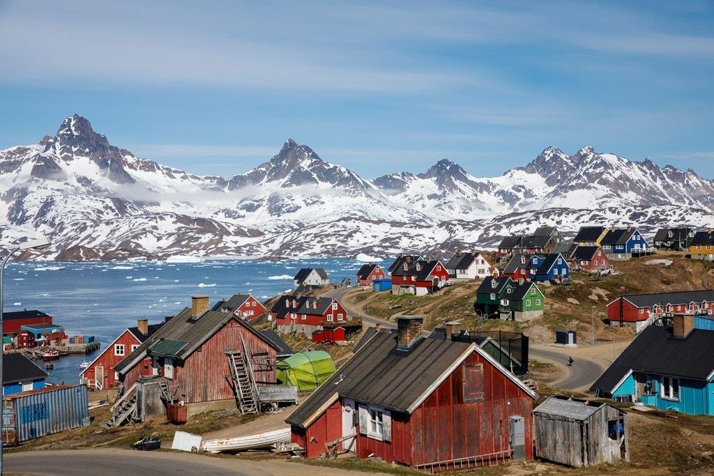 Dao Greenland ma TT Trump muon mua co gia bao nhieu ty USD? hinh anh 1