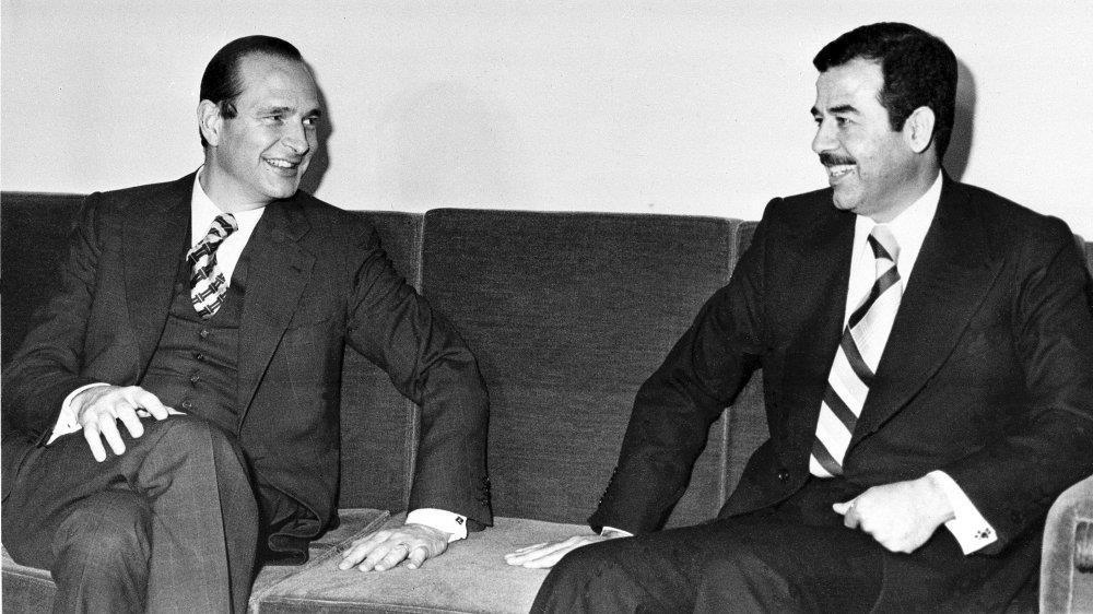 Cuu tong thong Jacques Chirac va hon nua the ky tren chinh truong Phap hinh anh 3