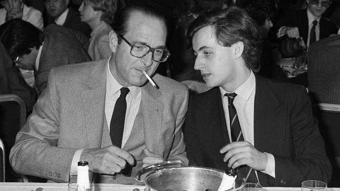 Cuu tong thong Jacques Chirac va hon nua the ky tren chinh truong Phap hinh anh 4