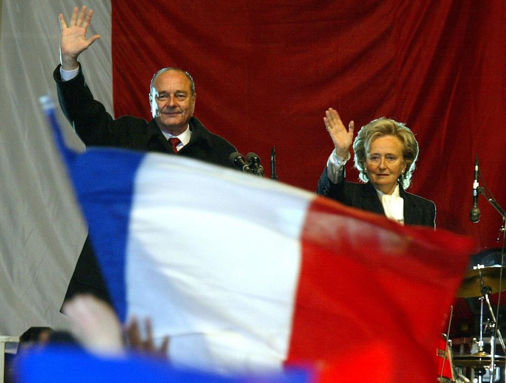 Cuu tong thong Jacques Chirac va hon nua the ky tren chinh truong Phap hinh anh 9