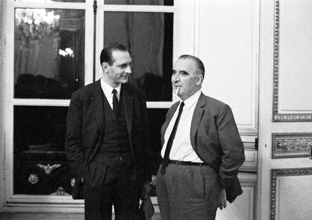 Cuu tong thong Jacques Chirac va hon nua the ky tren chinh truong Phap hinh anh 2