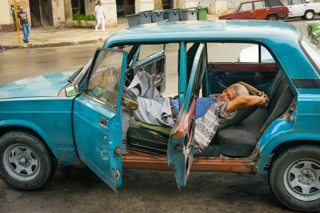 Tinh yeu voi nhung chiec Lada o Cuba anh 4