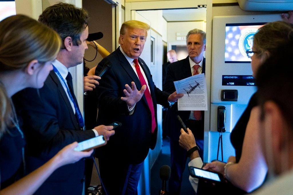 Trump lap nhom moi thay G7 anh 1