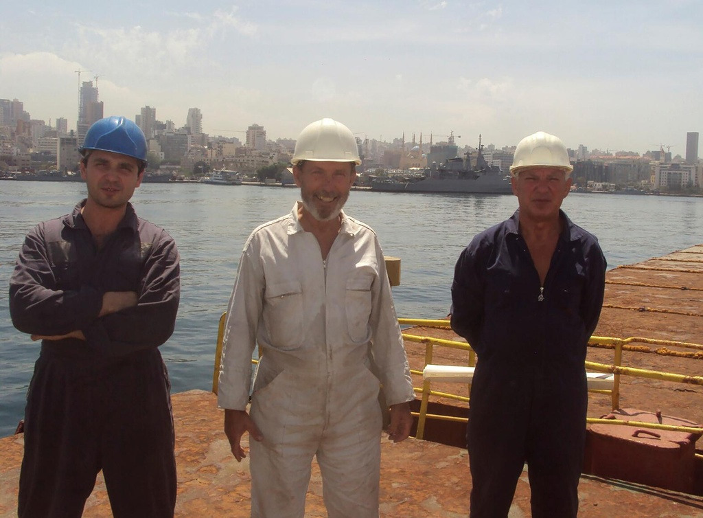 Thuyền trưởng tàu chở 2.750 tấn ammonium nitrate lên tiếng