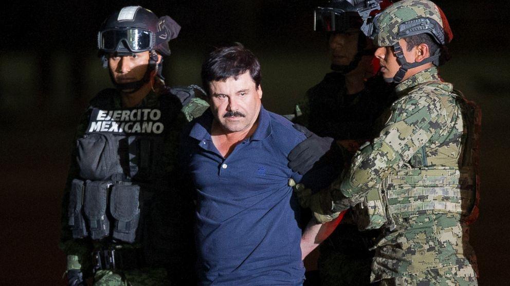 Chuyen chua ke ve cuoc gap giua Sean Penn va El Chapo anh 3