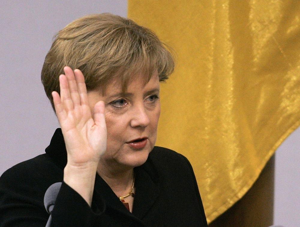 Nhà lãnh đạo định hình cả một thế hệ ở Đức