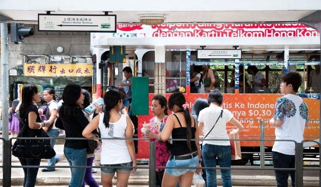 Lao dong Philippines sap bay buon nguoi vi 'Giac mo My' hinh anh 1