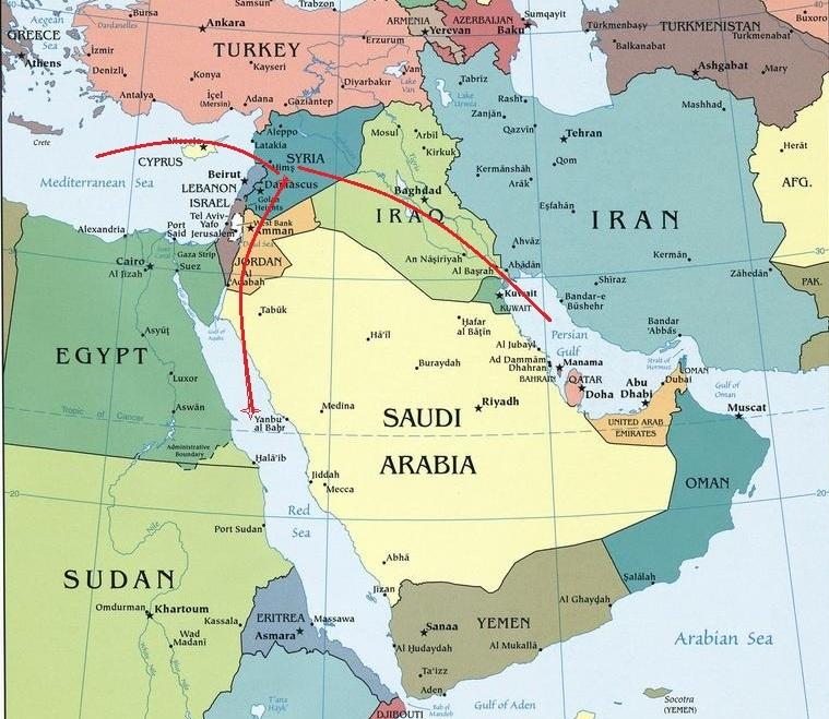 My 'giuong dong kich tay' trong vu khong kich Syria hinh anh 3