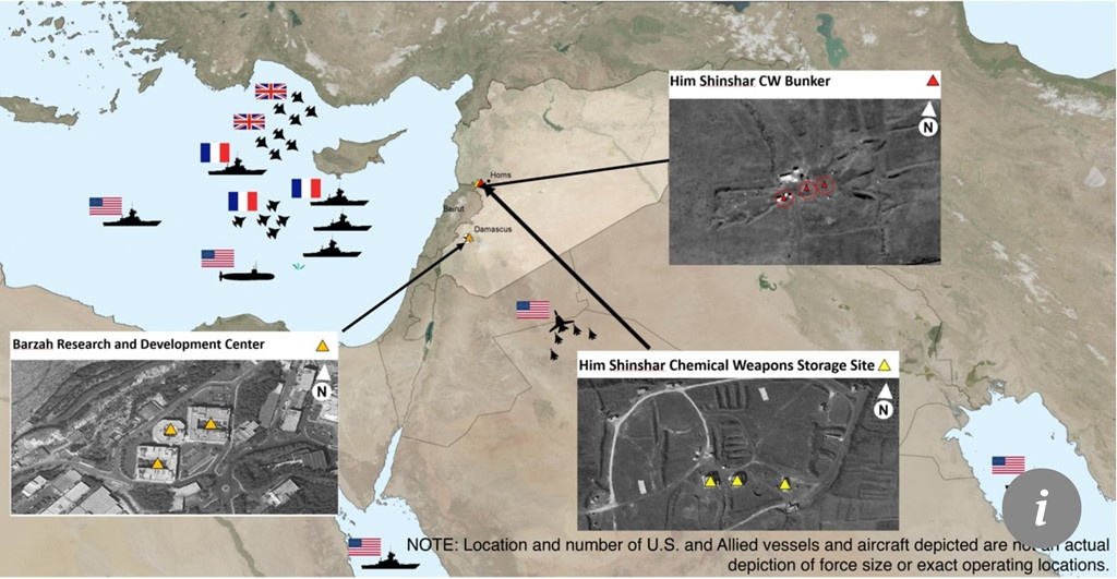 Lien quan 'dot' 137 trieu USD trong dot tong khong kich Syria hinh anh 12