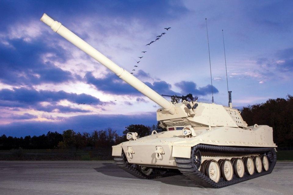 Mỹ muốn xe tăng hạng nhẹ đủ mạnh để phá lớp phòng ngự của đối phương