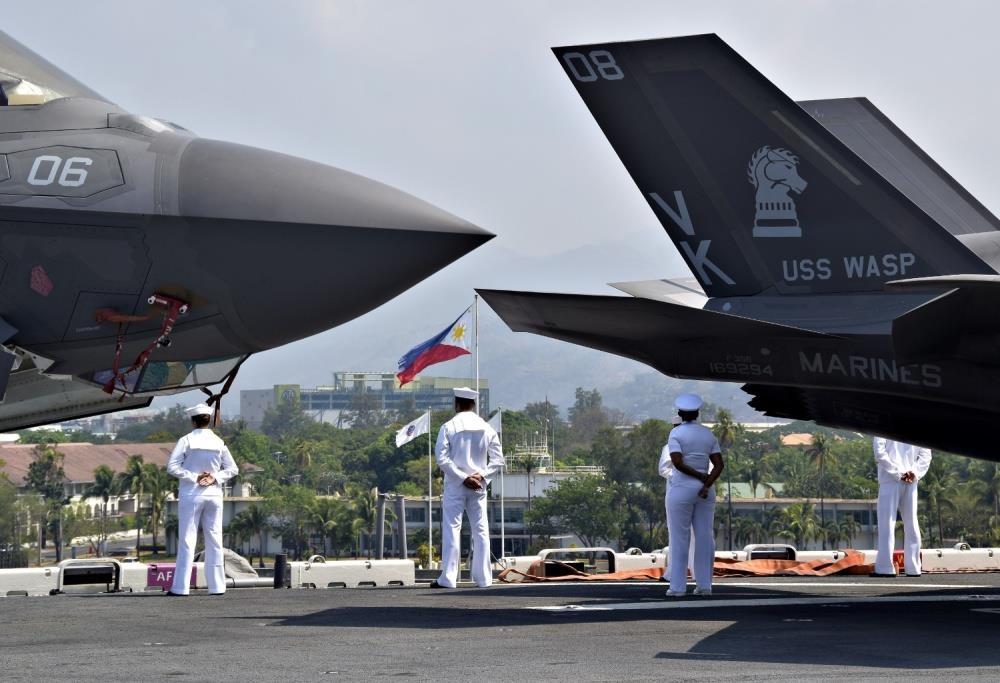 F-35B den Dong Nam A anh 6