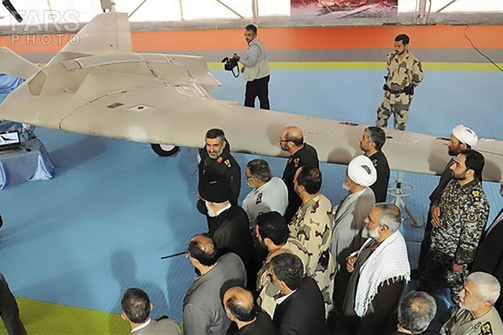 Iran ban ha may bay khong nguoi lai cua My anh 12